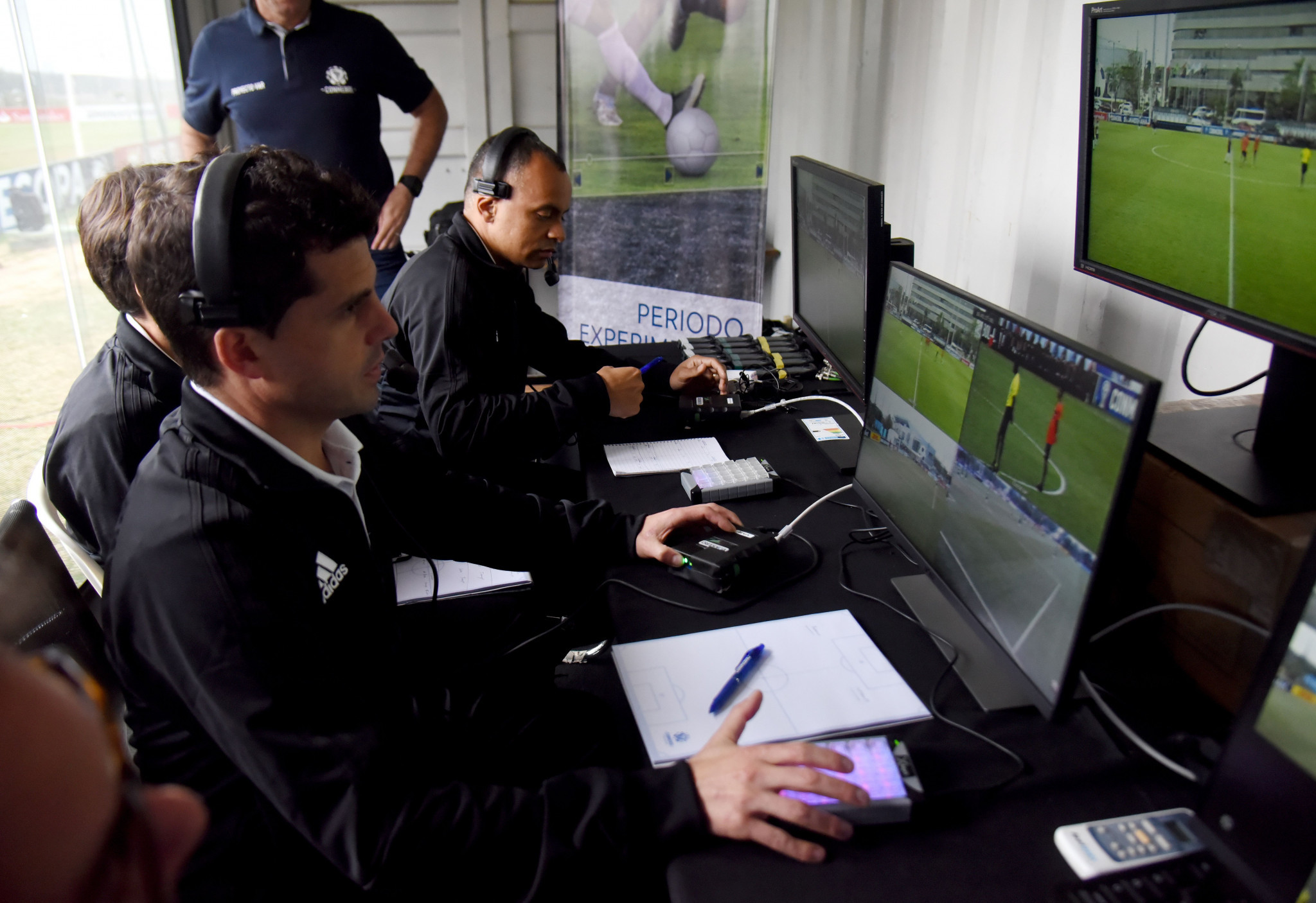 Video Assistant Referees will not be used in Russian Premier League until next year, Mutko claims