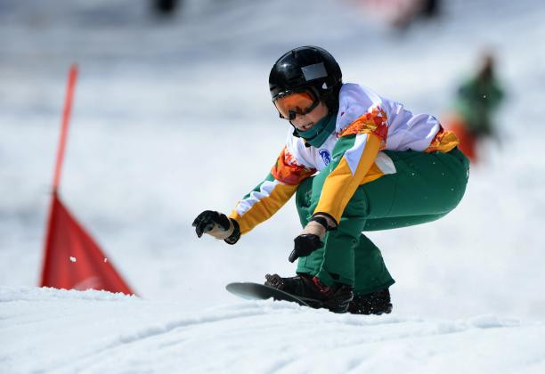 Para snowboarder Tudhope to be mentored by Australian World Cup winner in build-up to Pyeongchang 2018