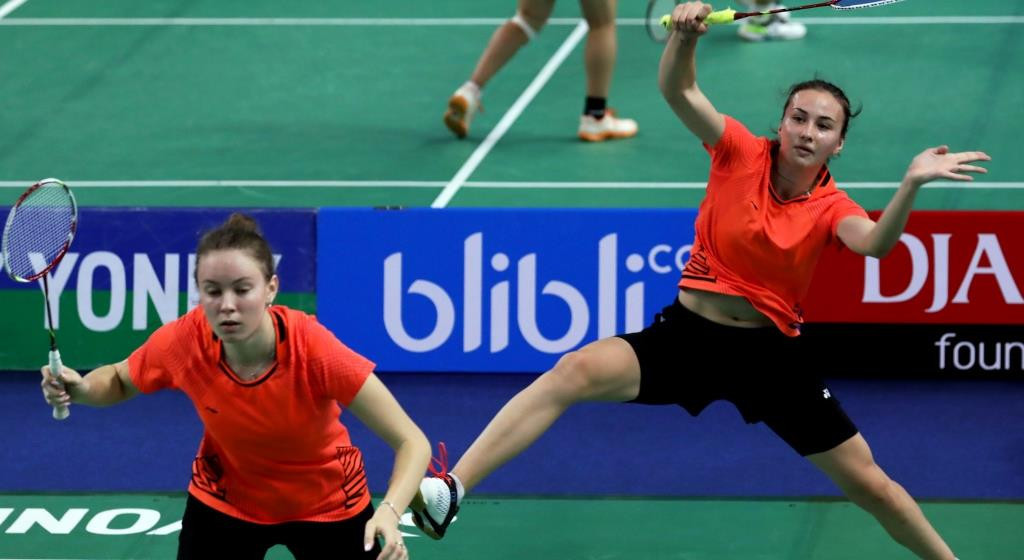 China continue confident start to mixed team title defence at BWF World Junior Championships