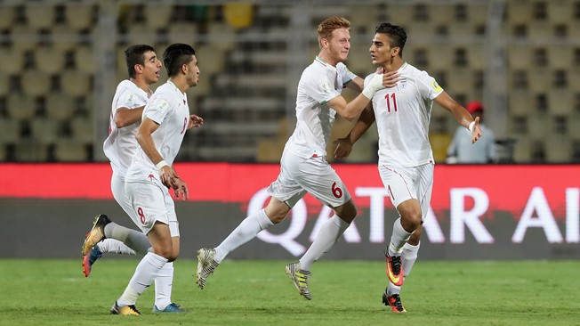 Iran and Brazil reach last 16 at FIFA Under-17 World Cup