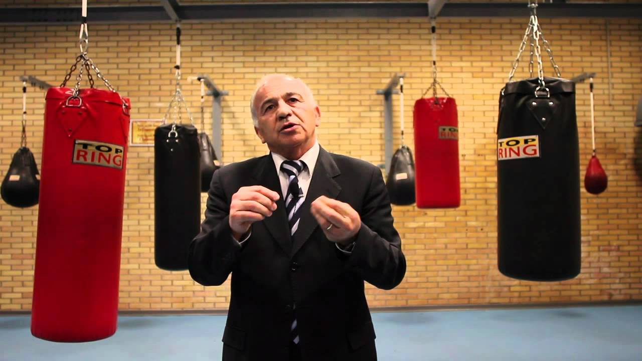 Italy's Franco Falcinelli is expected to be appointed Interim President of AIBA but C K Wu has claimed that his suspension will not be upheld by the Swiss District Court ©YouTube