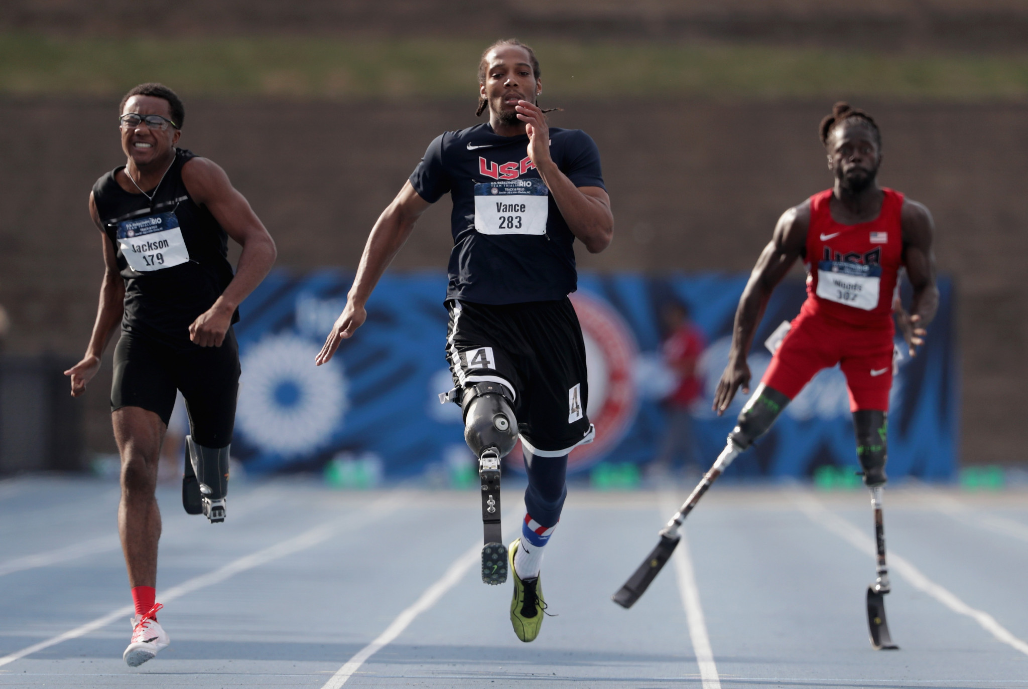 Paralympic silver medallist Vance handed three-year ban for evading drug test