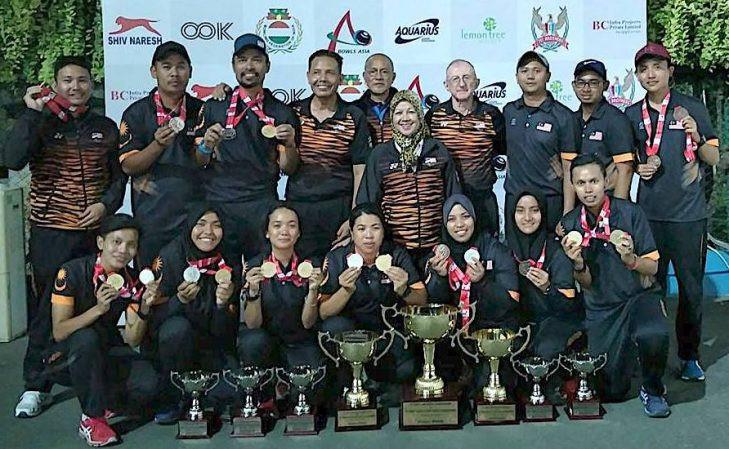 Malaysian coach eyes Gold Coast 2018 success following Asian Championships dominance