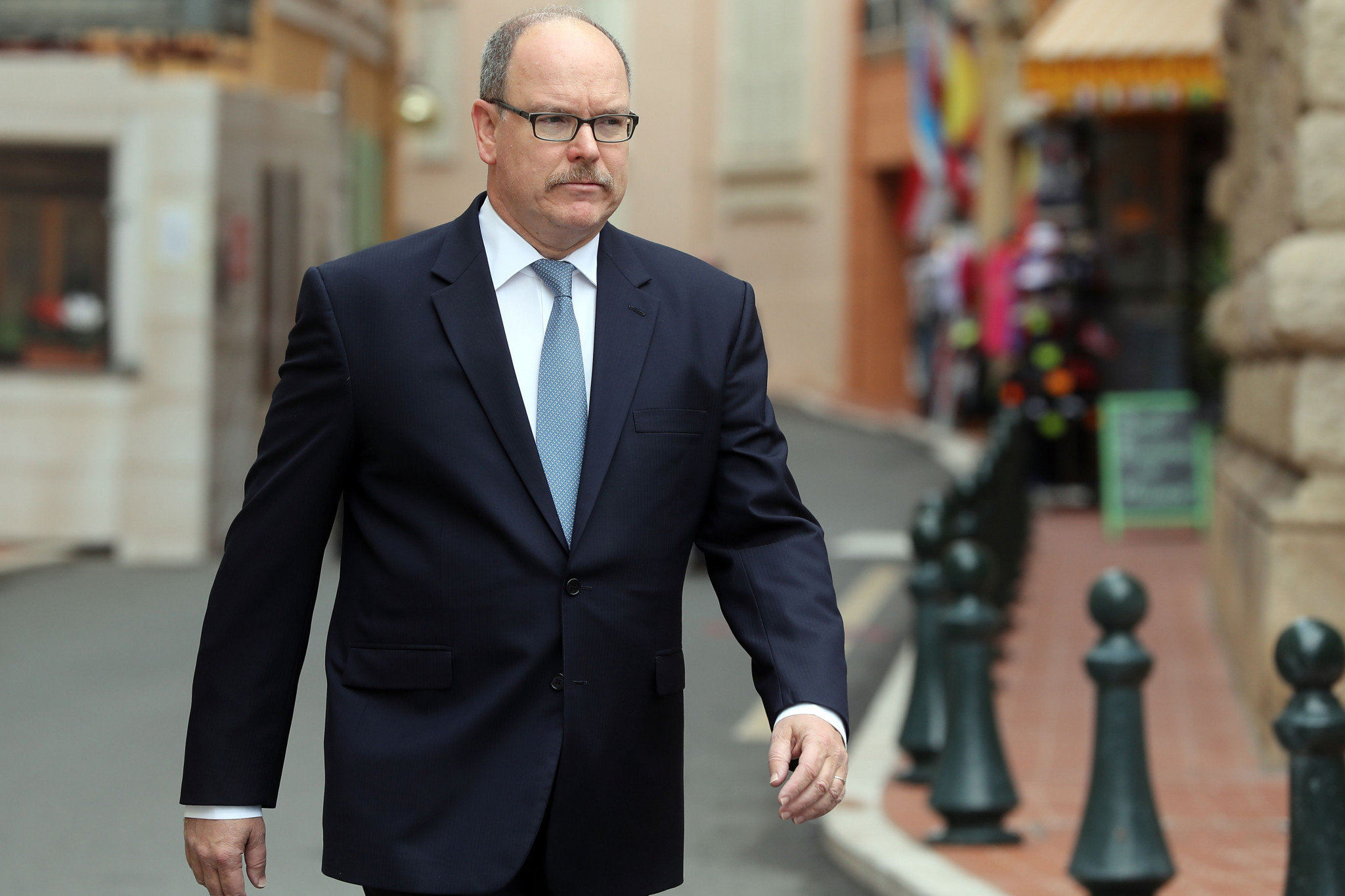 Prince Albert of Monaco, an IOC member since 1985 ©Getty Images