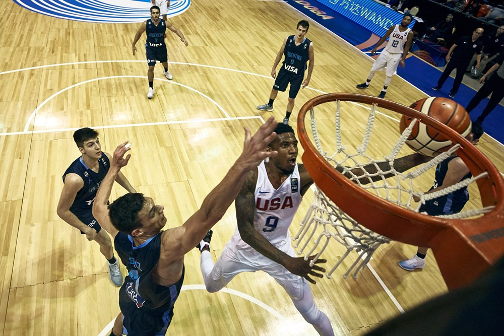 FIBA signs agreement with ESPN for US basketball coverage