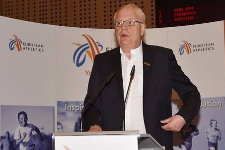 European Athletics members set to gather in Vilnius for annual Convention
