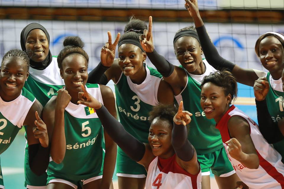 Senegal progress to semi-finals of African Women's Volleyball Championships