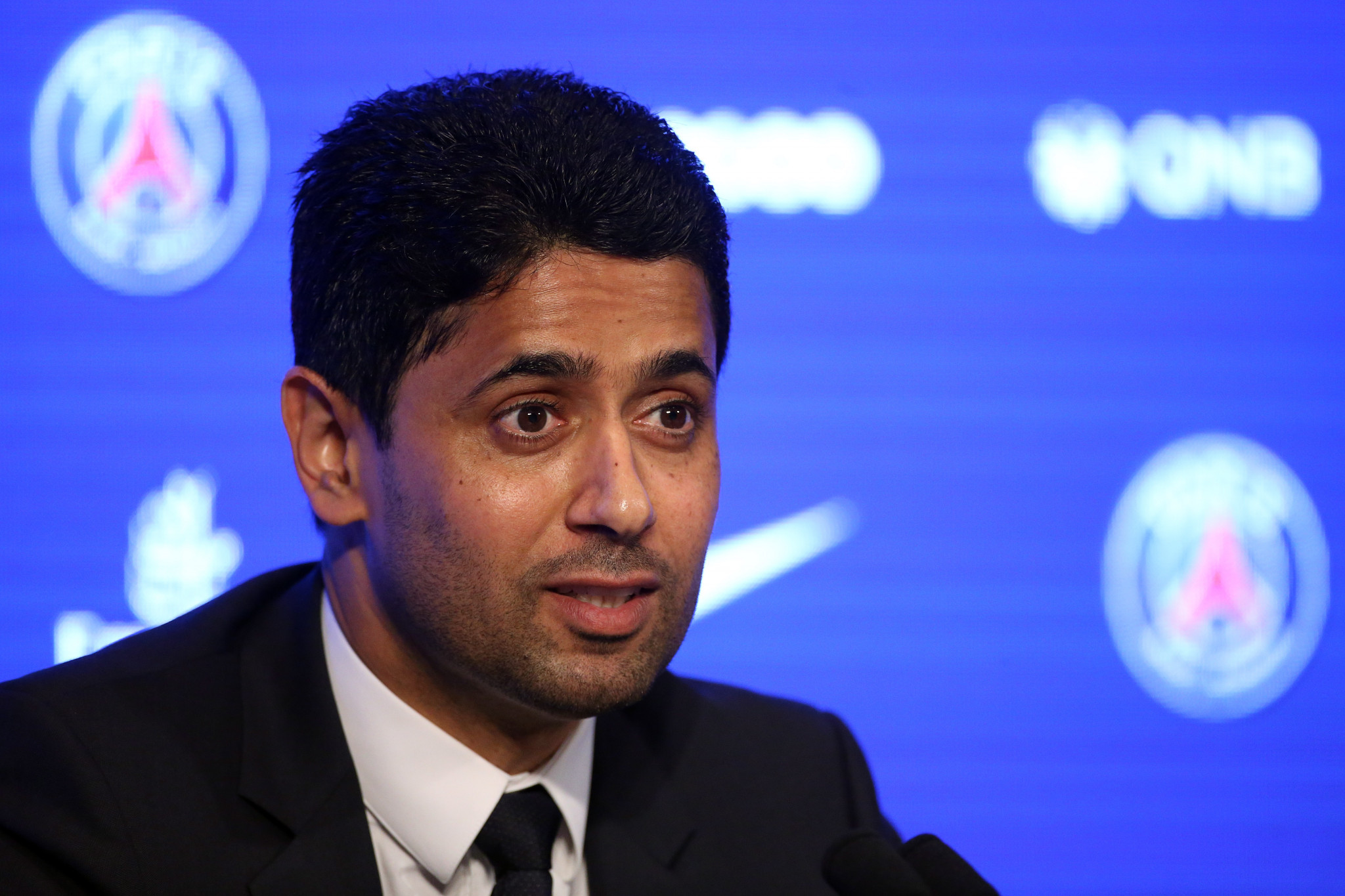 Criminal proceedings opened against PSG chairman and former FIFA secretary general