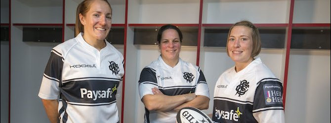 Barbarians to field women's rugby team for first time