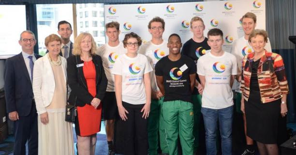INAS Global Games sign Commonwealth Games deal