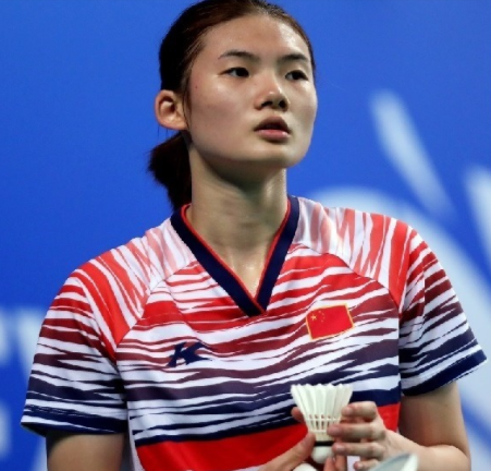 China defeat hosts to reach last four of mixed team event at BWF World Junior Championships