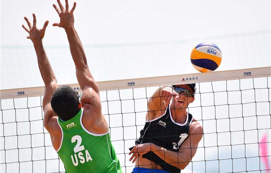 Top seeds through to last 16 at FIVB Beach World Tour Qinzhou Open