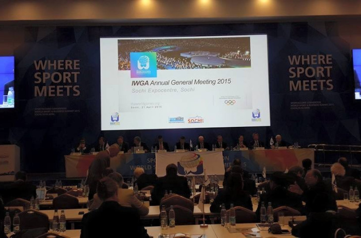 International World Games Association considering change to allow non-SportAccord members to remain