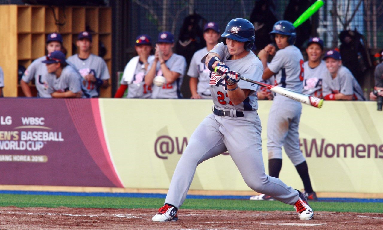 The best women's baseball players will compete in Florida ©WBSC