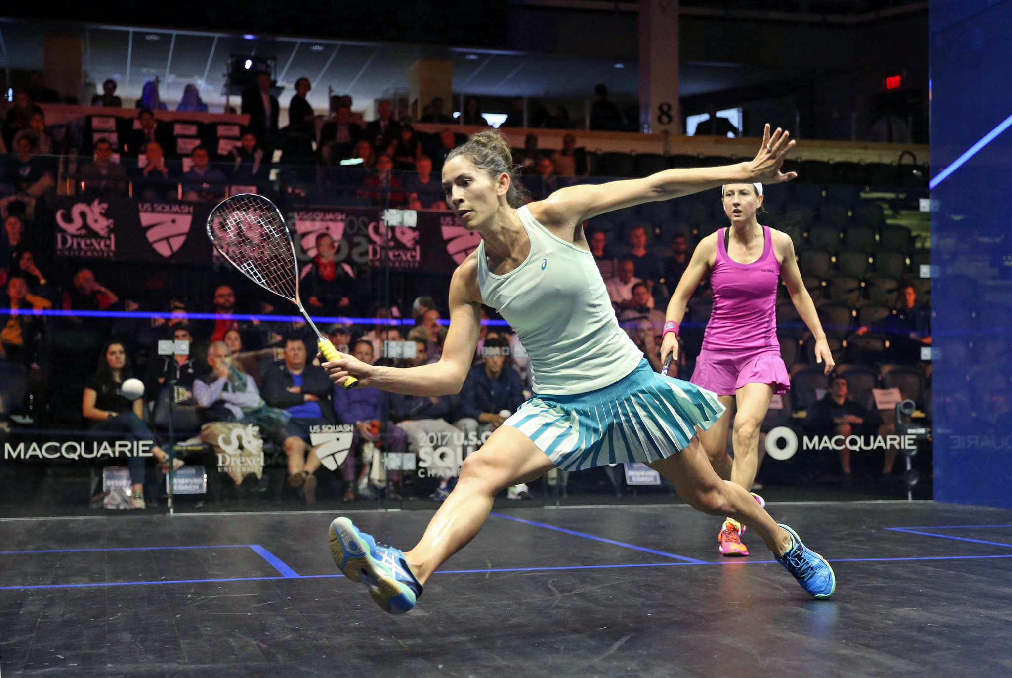 King through to PSA World Series tournament semi-finals for first time in over three years