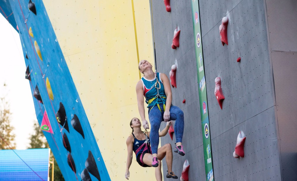 Climbing World Cup moves to Xiamen as season reaches a climax
