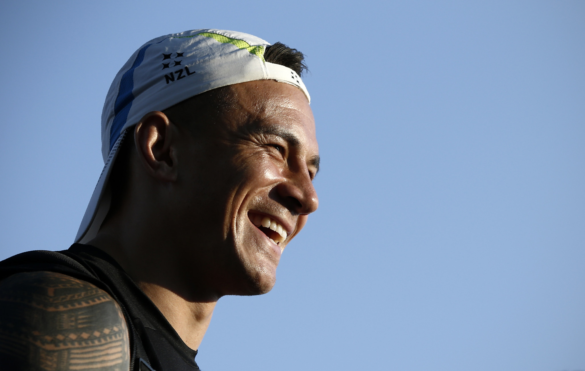 Sonny Bill Williams was among the 15s stars to feature in the Rio 2016 rugby sevens tournament ©Getty Images