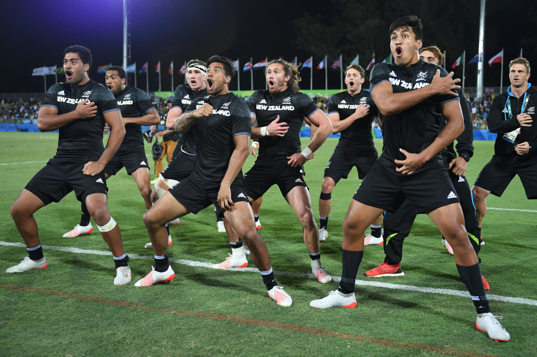 All Blacks unlikely to feature in New Zealand's rugby sevens squad for Gold Coast 2018