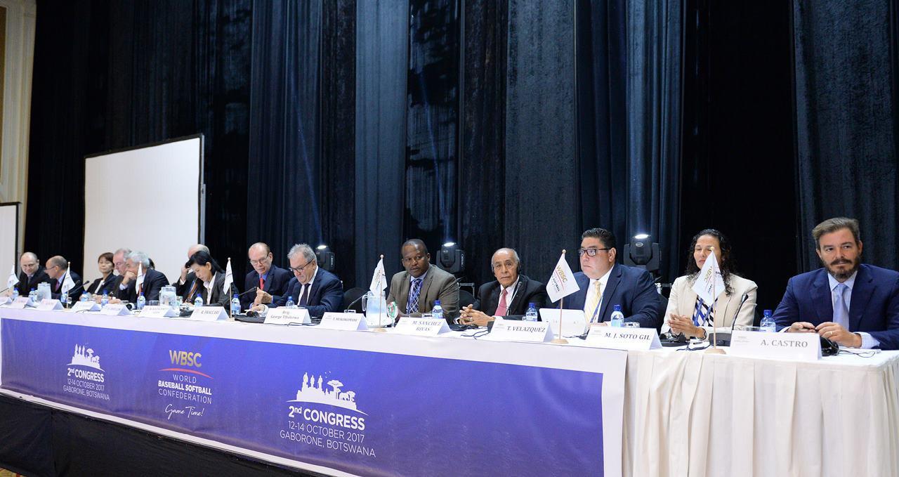 Three nations handed membership at World Baseball Softball Congress