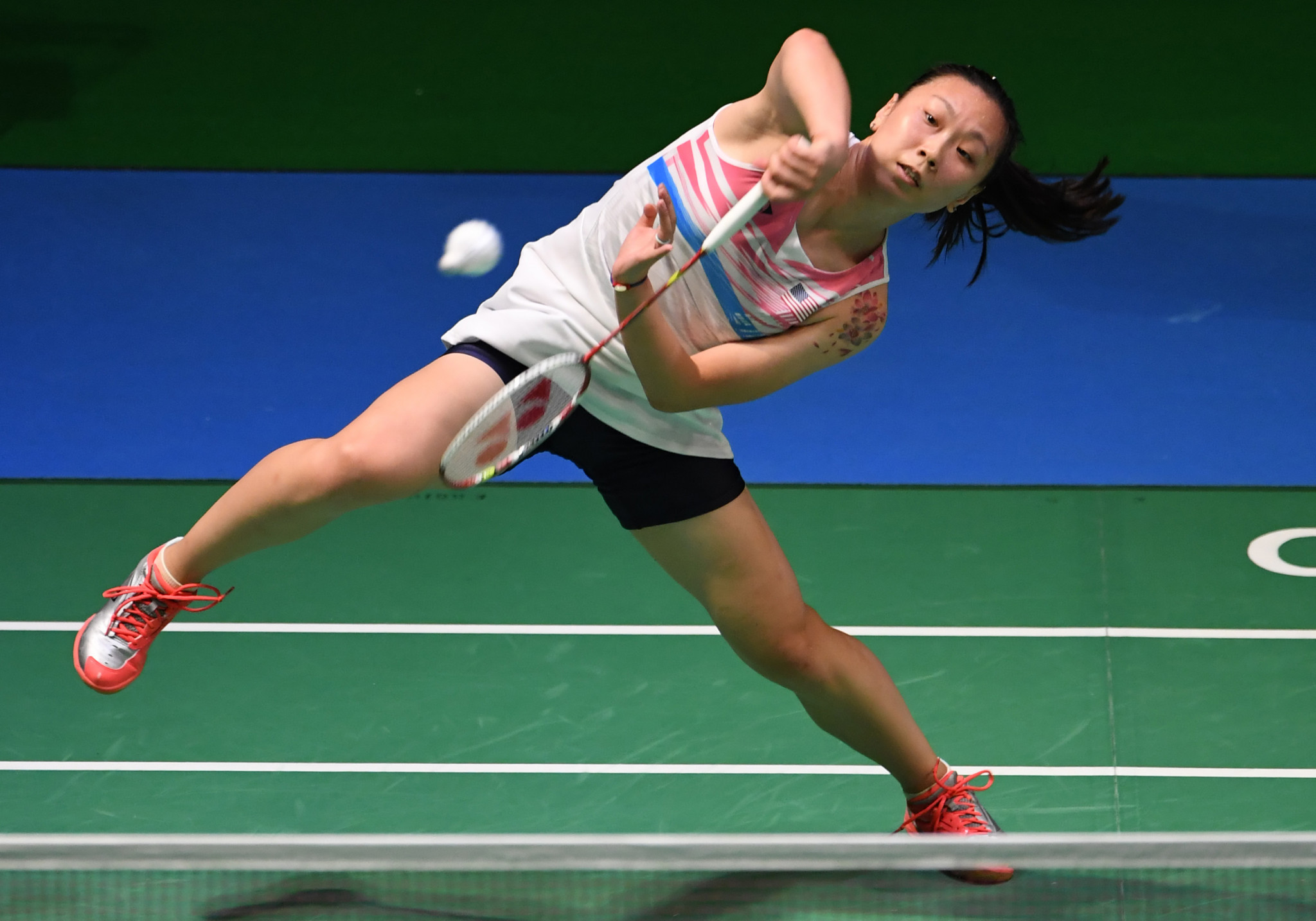 Favourite through to women's singles semi-finals at BWF Dutch Open