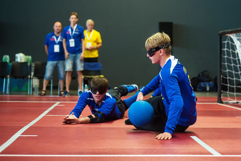 Germany continue stunning goalball start at European Para Youth Games