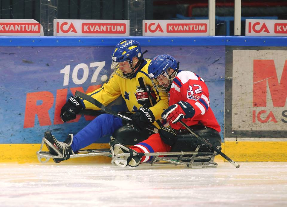 Sweden and Germany to collide for final Pyeongchang 2018 Para-ice hockey spot