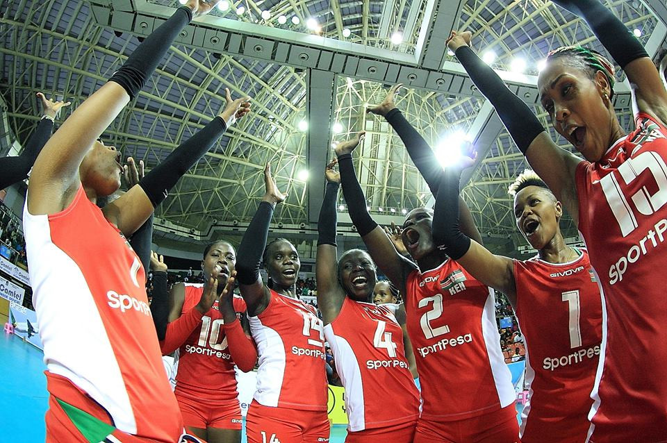 Kenya and Cameroon reach final of African Women's Volleyball Championship