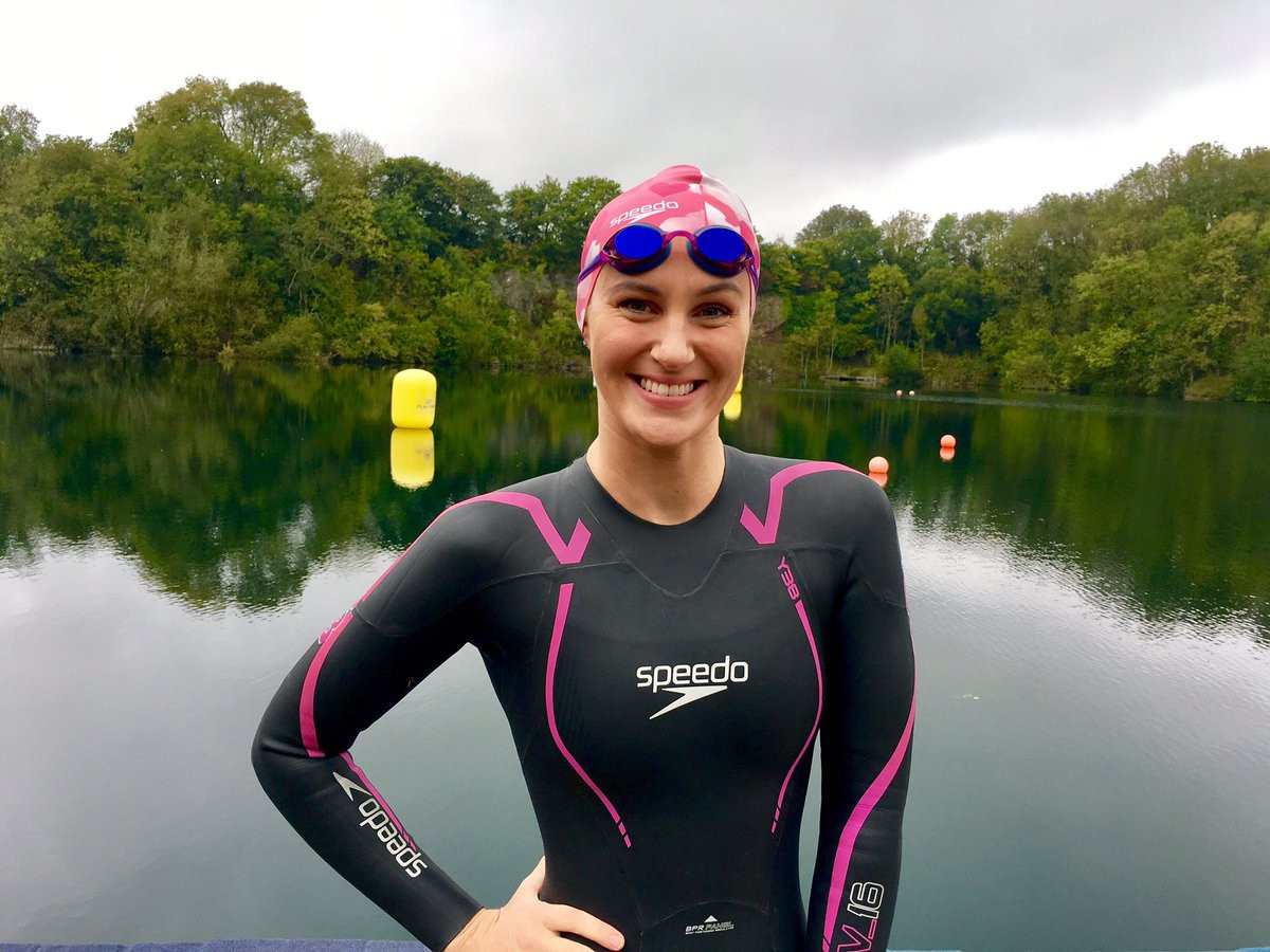 Britain's Carlin set to begin quest for history at FINA Marathon Swimming Cup in Chun'An