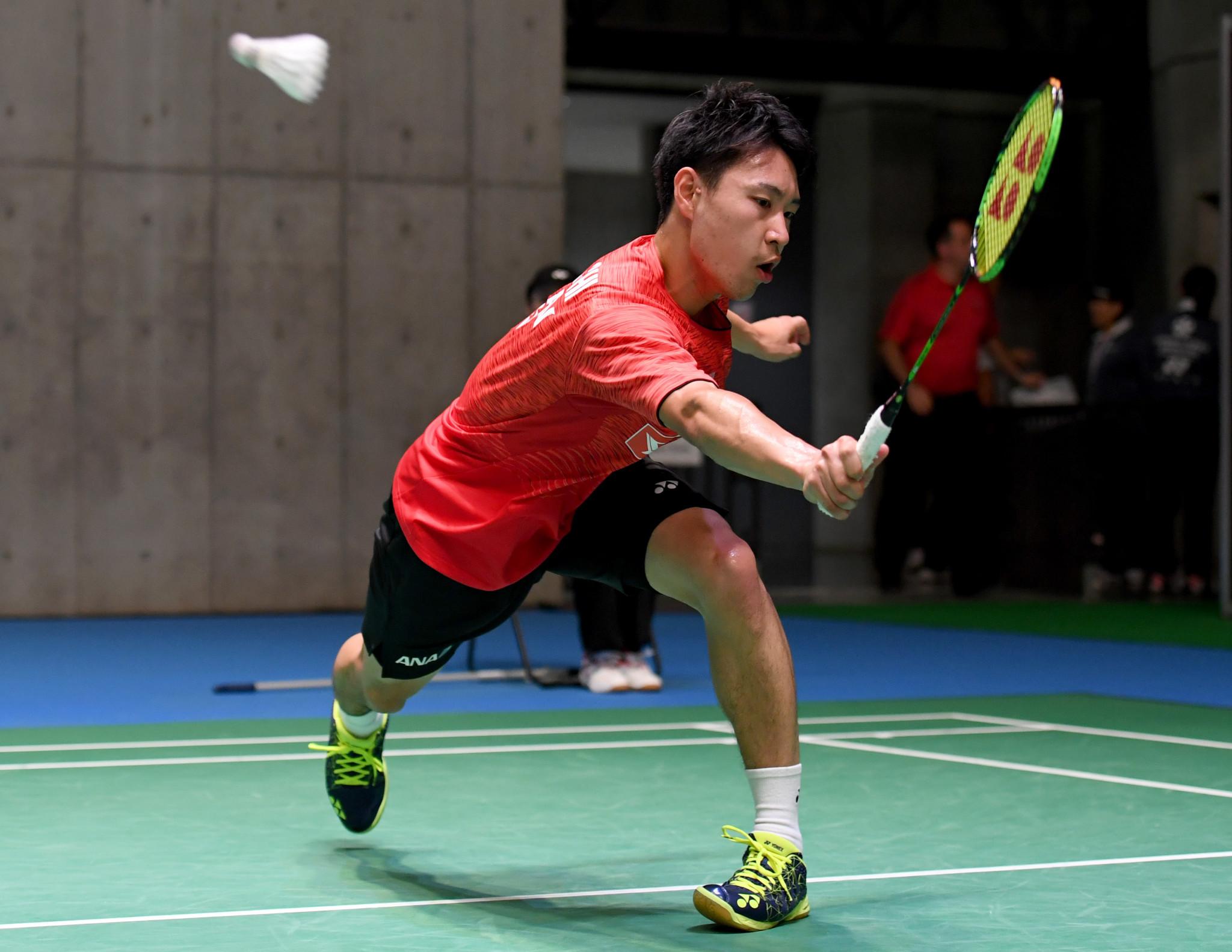 Igarashi defeats favourite to reach BWF Dutch Open final