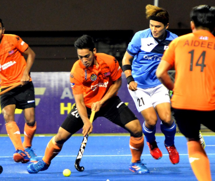 Malaysia overcome defending champions at Asia Cup as France secure World Cup place