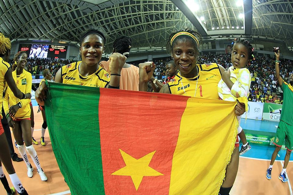 Cameroon stun Kenya to clinch first African Women's Volleyball Championship title