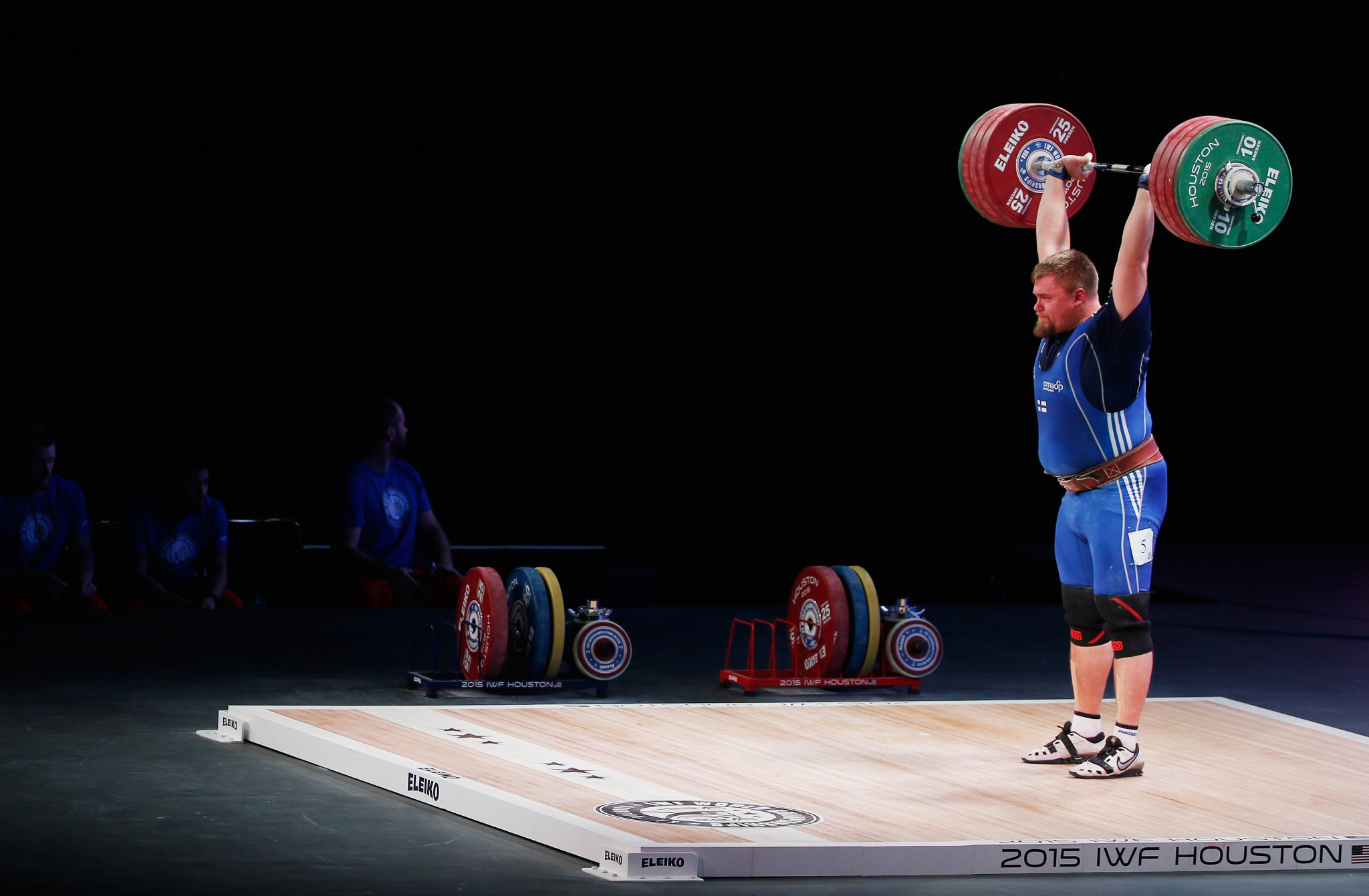 Anaheim will follow fellow American city Houston in hosting the IWF World Weightlifting Championships ©Getty Images