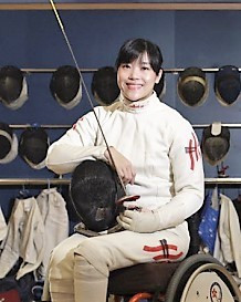 IWAS has revealed the names of the individuals nominated to its Wheelchair Fencing Athlete Council, including chair Yu Chui Yee ©IWAS