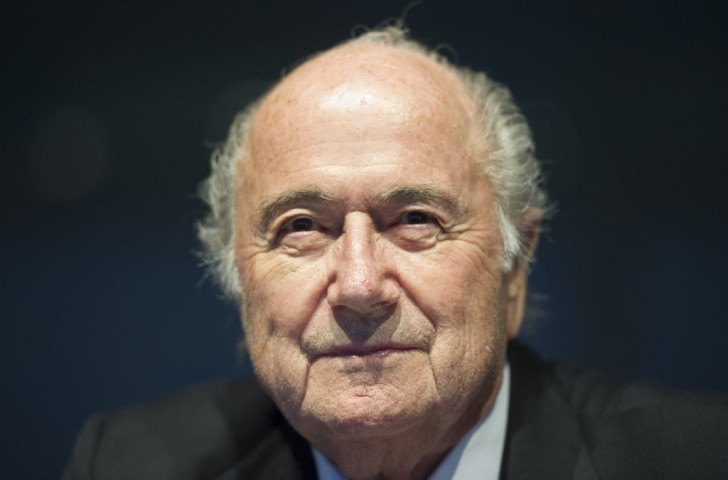 Sepp Blatter remains the favourite to secure a fifth term in office when FIFA go to the polls in May