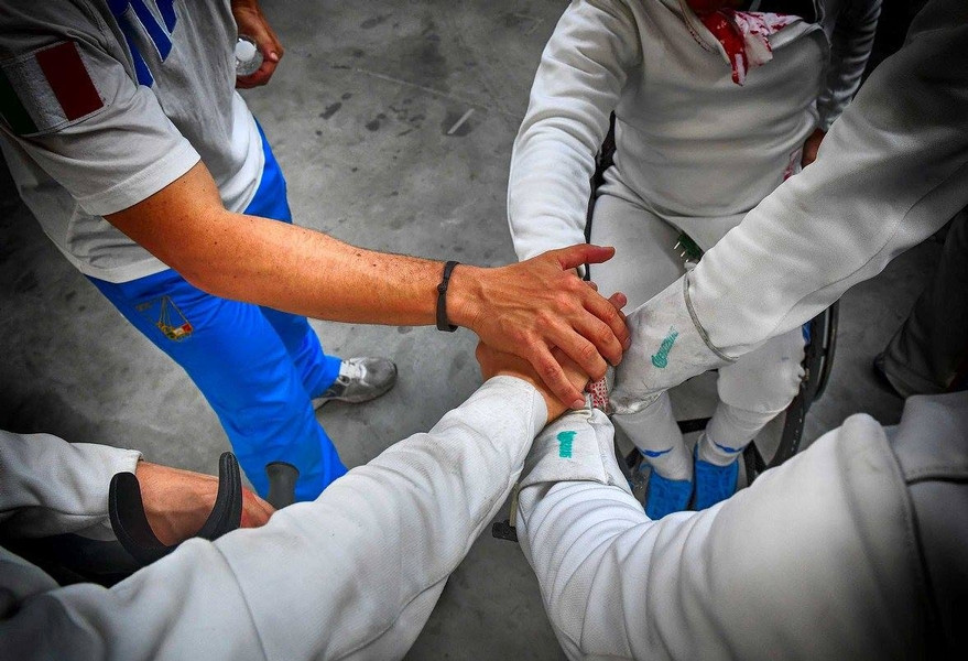The Athlete Council will provide recommendations and suggestions from the fencers' perspective and share them with IWAS and IWAS Wheelchair Fencing ©IWAS