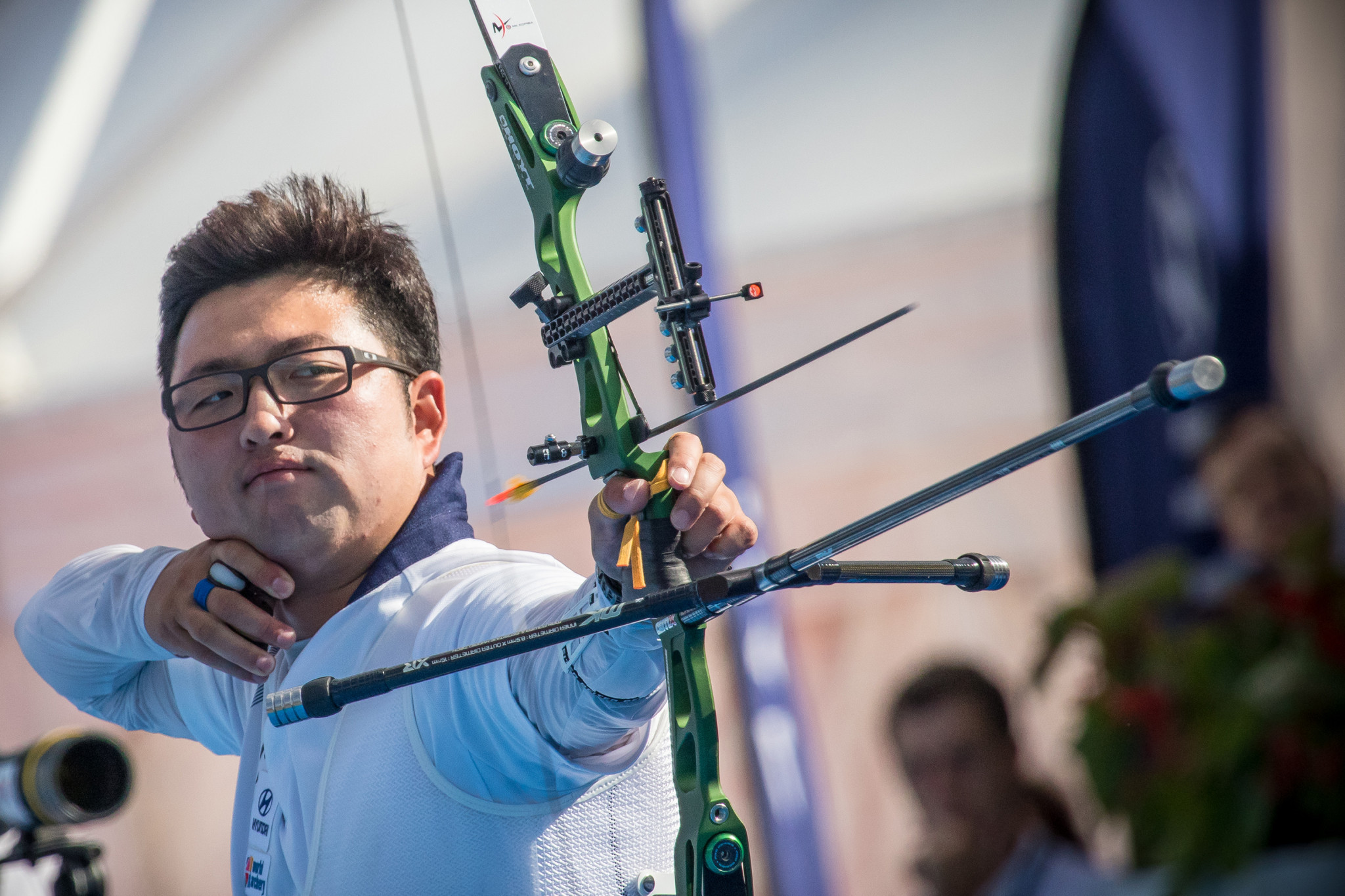 Kim aiming to make history at World Archery Championships in Mexico City