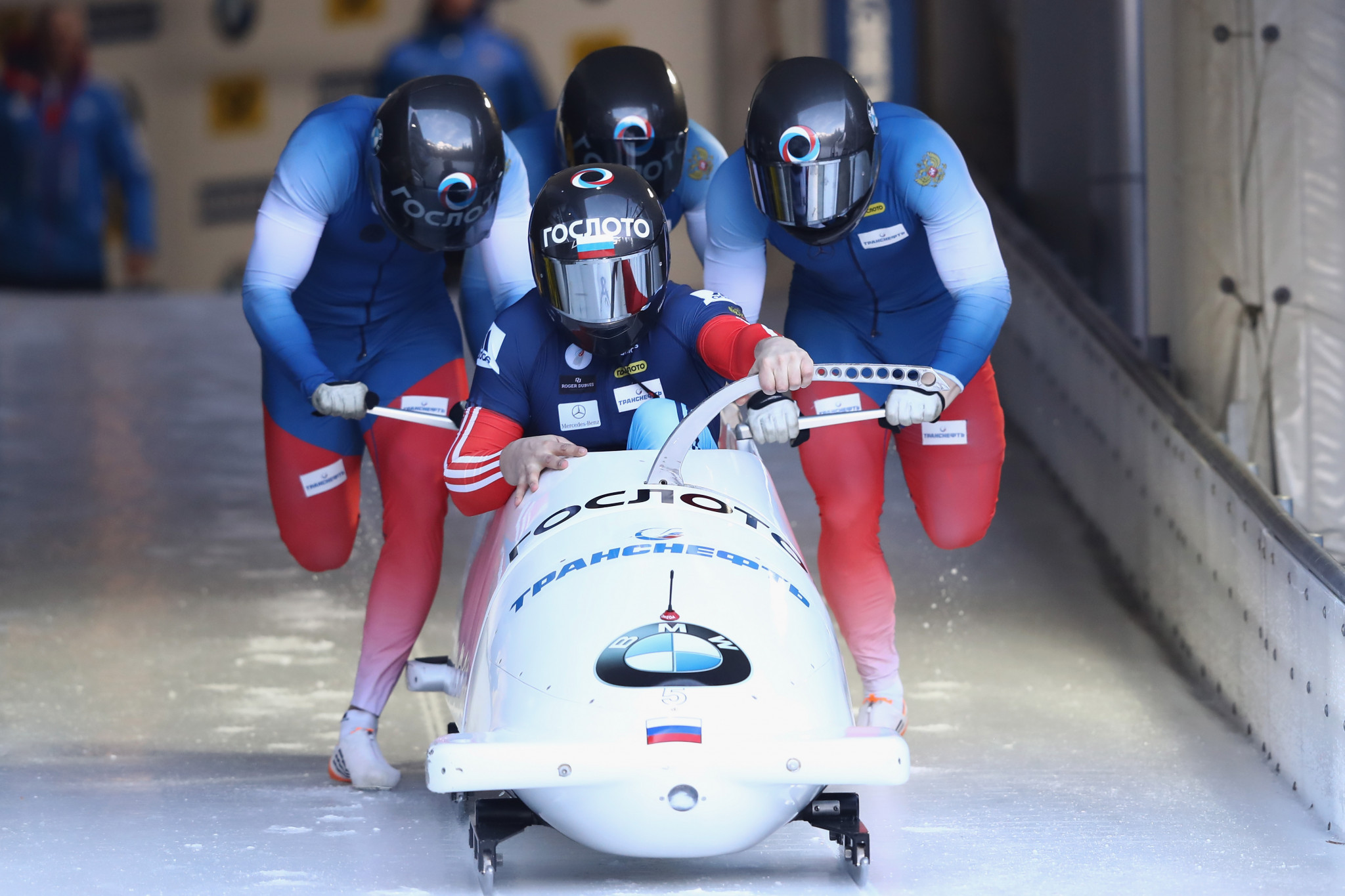 Russia select bobsleigh squad for IBSF World Cup season