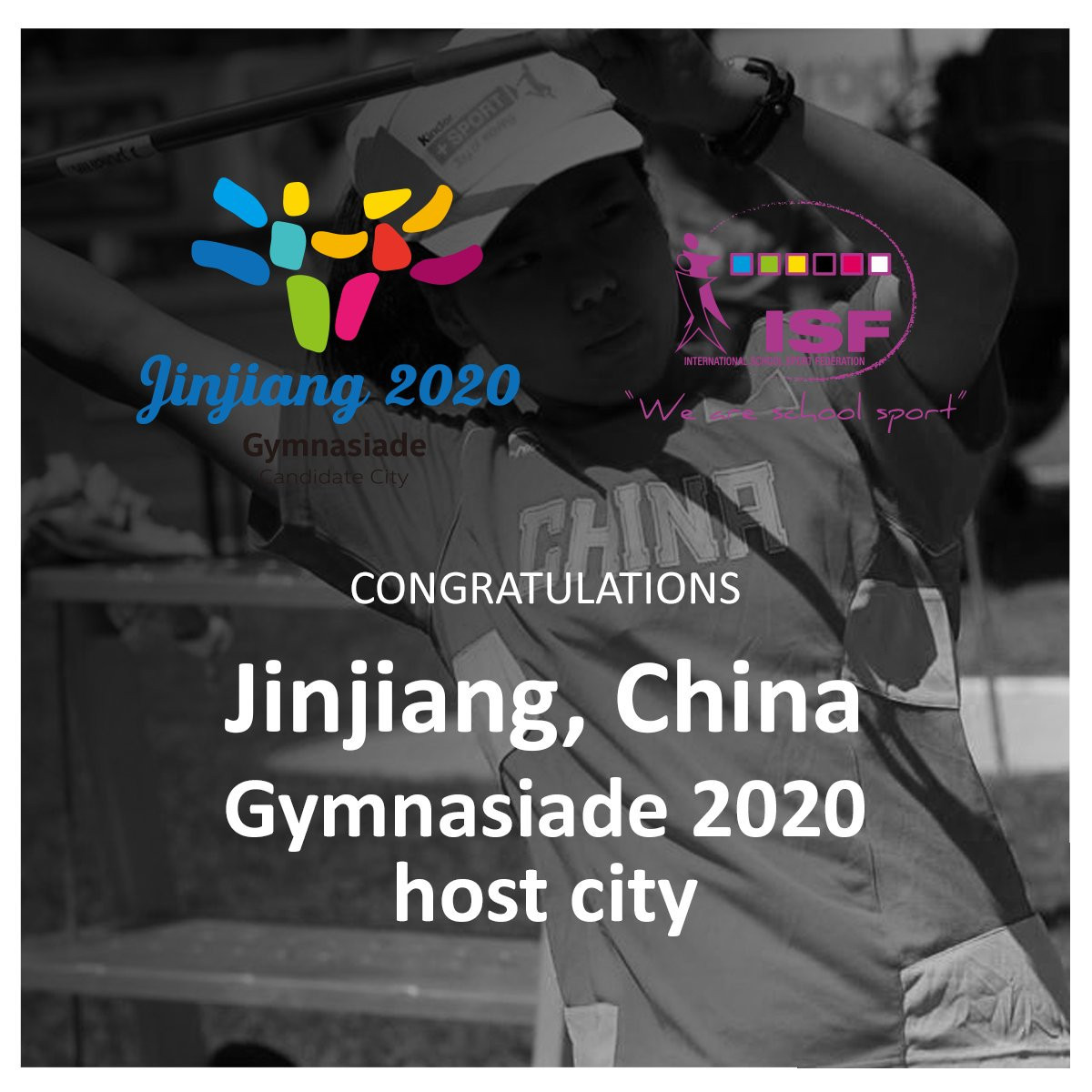 Heavyweight Jinjiang knocks-out Taoyuan and Budapest to gain ISF's 2020 Gymnasiade