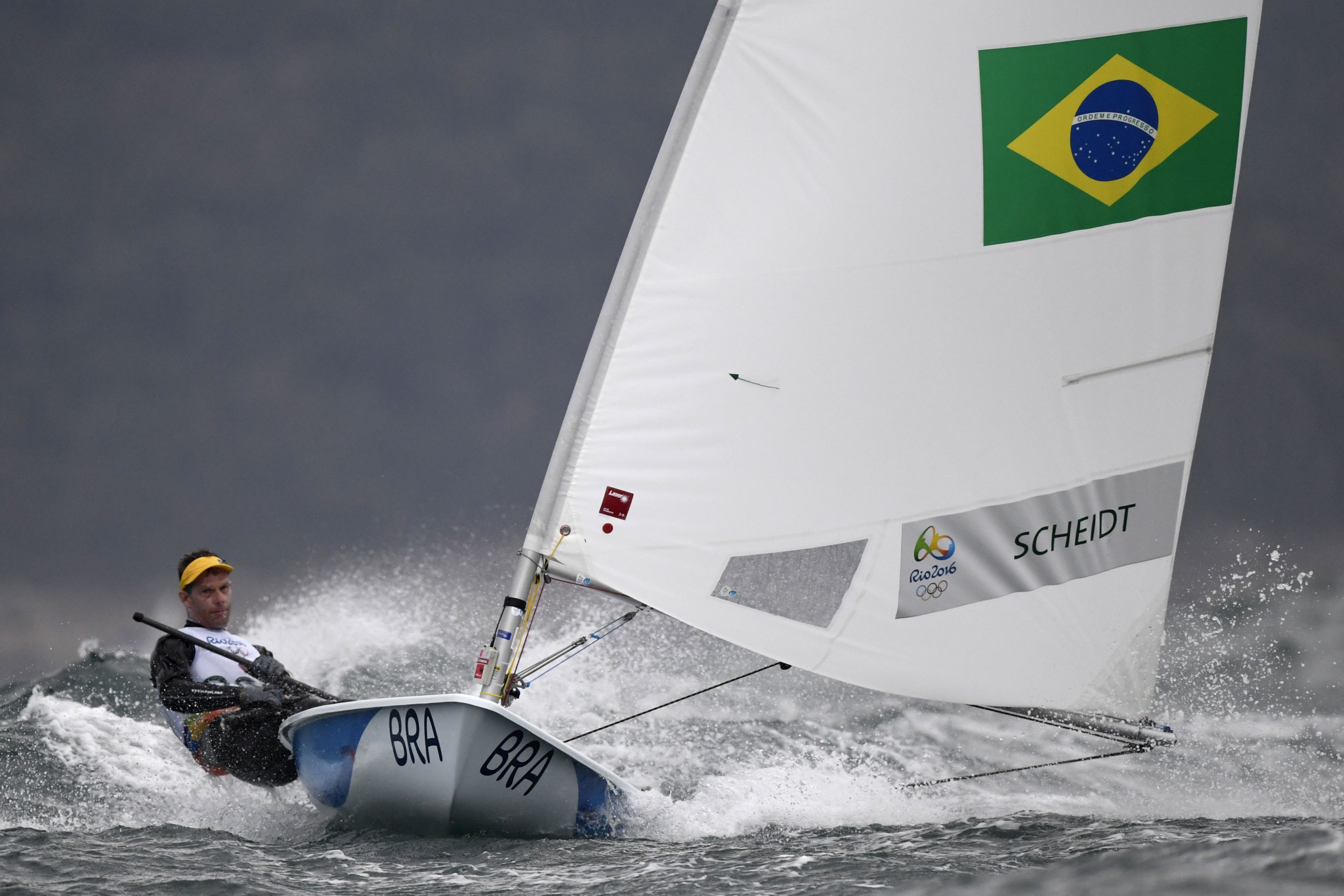 Robert Scheidt claimed the decision to retire from Olympic sailing was one of the most difficult he has ever made ©Getty Images