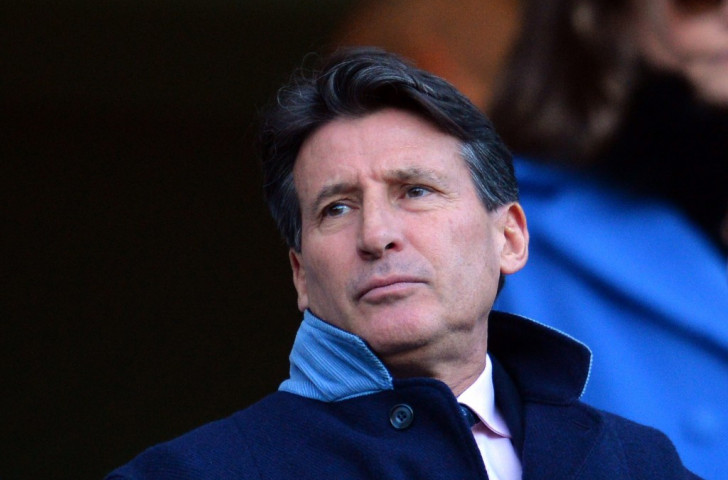 Sebastian Coe has been on the campaign trail recently as he battles Sergey Bubka for the IAAF Presidency