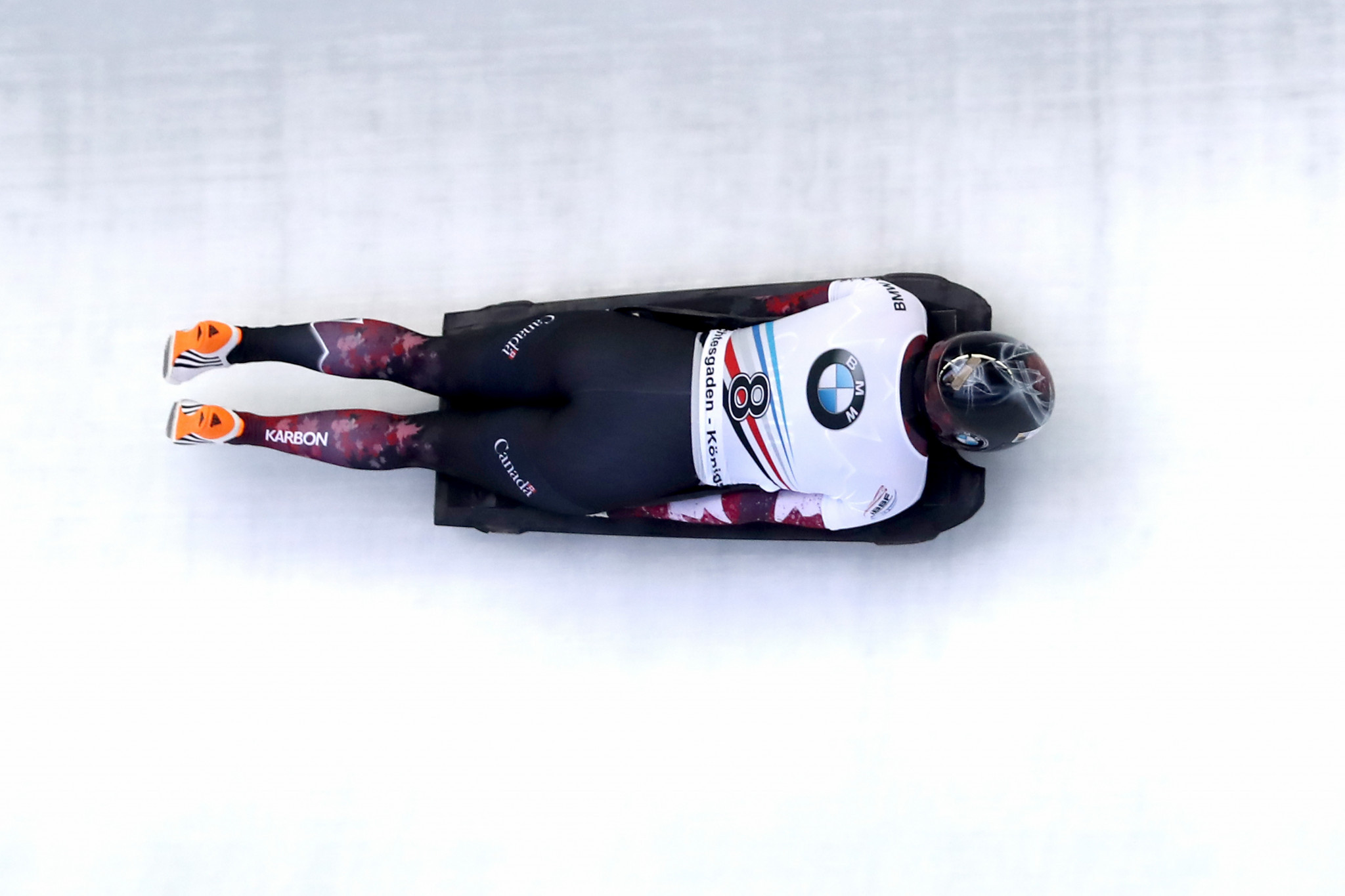 Vathje and Martineau win gold medals at Canadian National Skeleton Championships