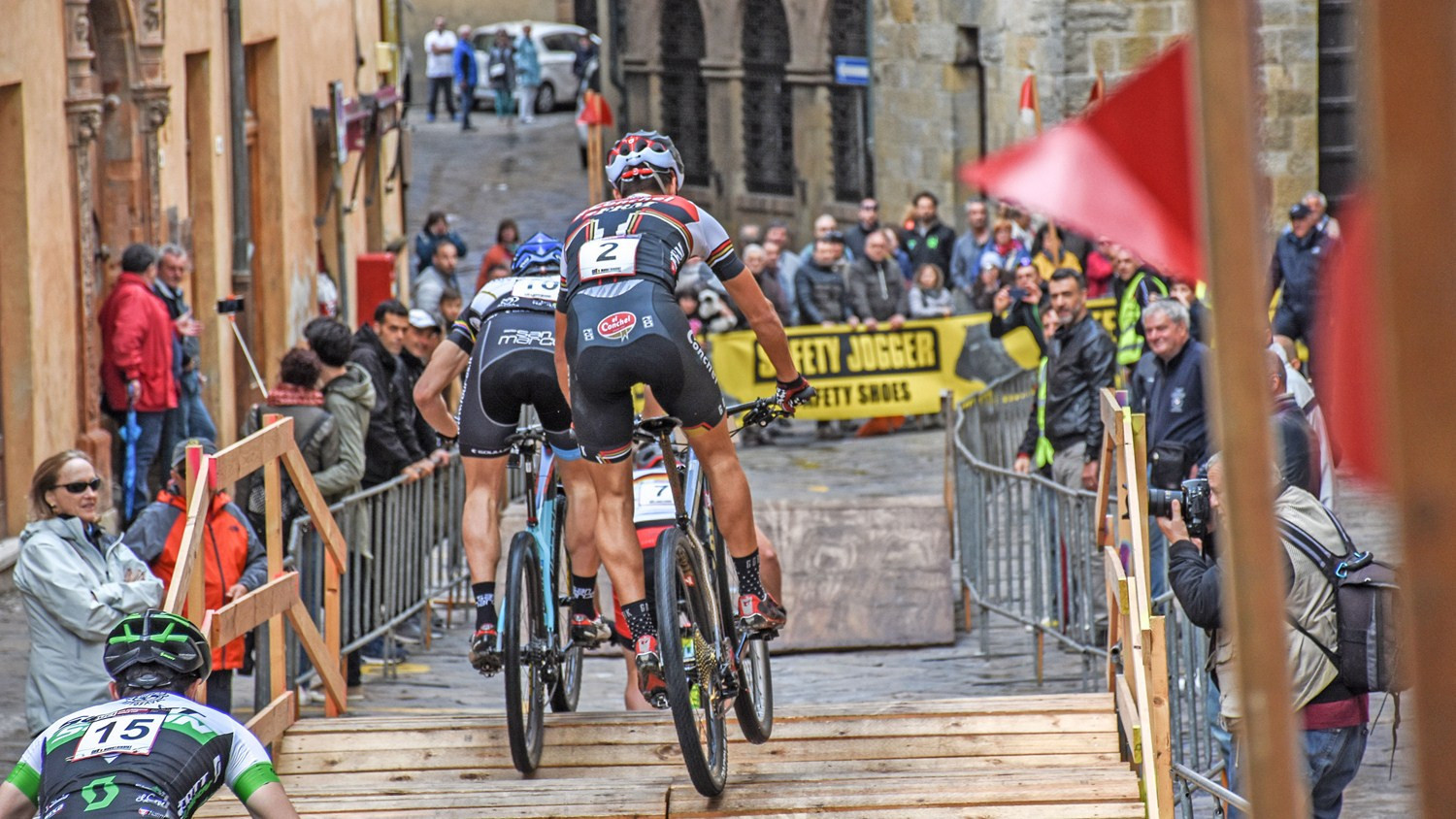 Cross-country eliminator added to UCI Urban Cycling World Championships programme