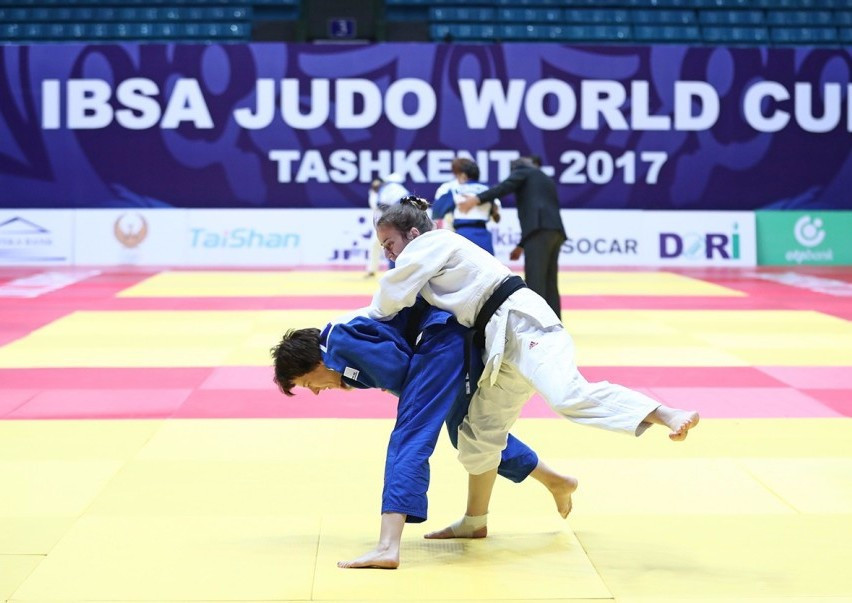 The hosts finished top of the medals table ©IJF