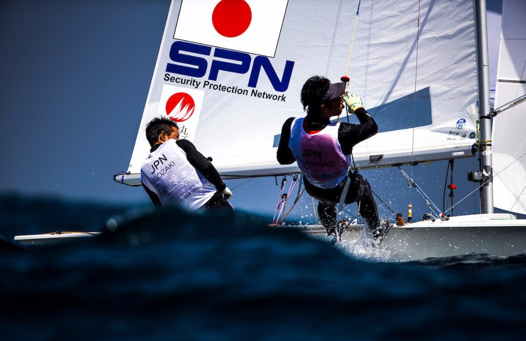 Sailing World Cup season set for historic opening at event in Gamagori