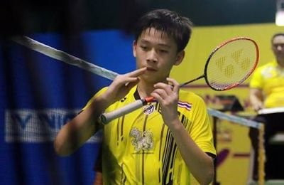 Top seeds Chaiwan and Vitidsarn ease into second round of BWF World Junior Championships