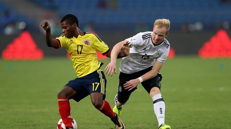 Germany and United States progress to FIFA Under-17 quarter-finals with comfortable wins