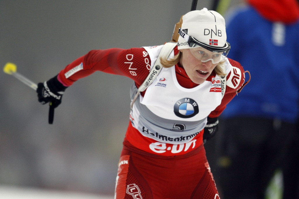 Two-time Olympic gold medal-winning biathlete Tora Berger has been named among the 15 Athlete Role Models who will support those competing at the Lillehammer 2016 Winter Youth Olympic Games ©Getty Images