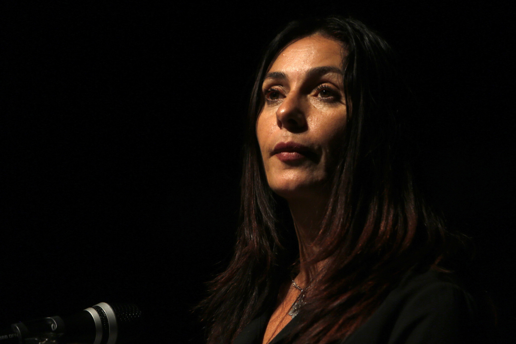 Israel's Culture and Sports Minister Miri Regev, who has written to the International Judo Federation about an alleged ban on Israeli symbols at the Abu Dhabi Grand Slam ©Getty Images