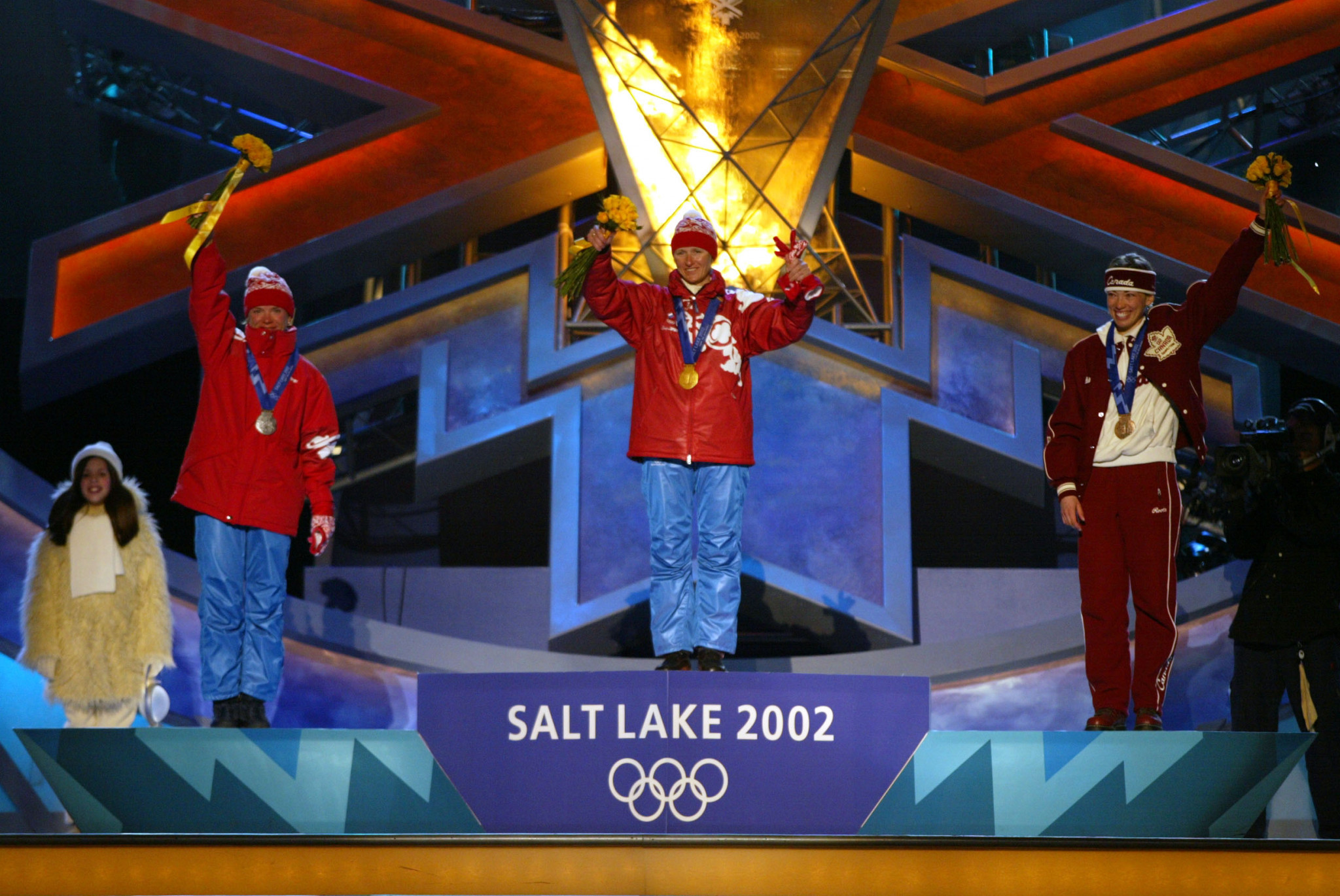 Salt Lake City last hosted the Winter Olympic Games in 2002 ©Getty Images