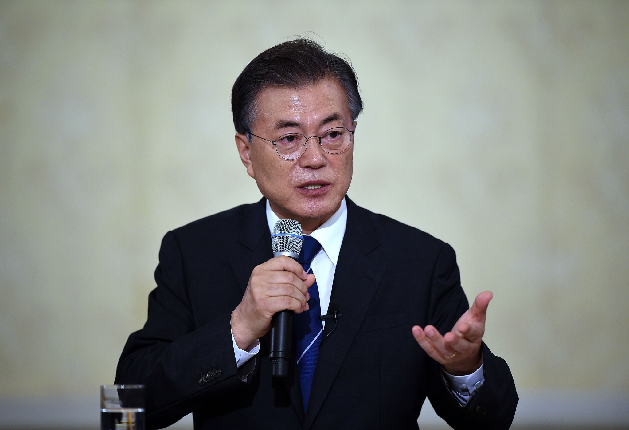 South Korean President gives full backing to Pyeongchang 2018 Paralympic Games